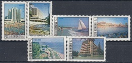ROMANIA 3886-3891,unused - Holidays & Tourism