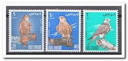Abu Dhabi 1965, Postfris MNH, Birds - Abu Dhabi