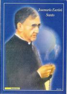 Josemaria Escriva' Santo - Anno 2002 - Folder - Folder