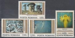 ROMANIA 3892-3895,unused - Art