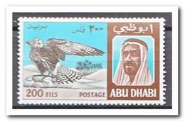 Abu Dhabi 1967, Postfris MNH, Birds - Abu Dhabi