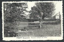 +++ CPA - MACQUENOISE - Ponceau Rustique Sur L'Oise  // - Momignies