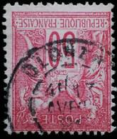 -Sage N°98 Type Il O.(CAD) OLONZAC 17 Avril 1889. - 1876-1898 Sage (Type II)