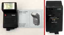 ROLLEI Flash électronique Orientable 134 REB Avec Documentation Nb Din 34 - Matériel & Accessoires