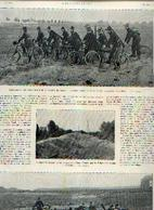 « La Bataille De HAELEN»  4 Pages Avec 12 Photos In «L'Illustration » Du 22/08/1914 - 1914-18