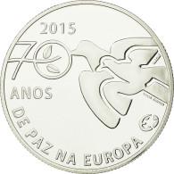 Monnaie, Portugal, 2-1/2 Escudos, 2015, FDC, Argent - Portugal