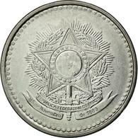 Monnaie, Brésil, 5 Cruzados, 1986, TTB, Stainless Steel, KM:606 - Brésil