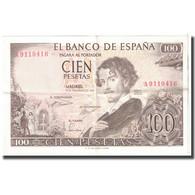 Billet, Espagne, 100 Pesetas, 1965, 1965-11-19, KM:150, SUP - [ 3] 1936-1975 : Regime Di Franco