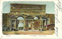 Roma (Lazio) Porta Maggiore, Antica Labicana - Roma