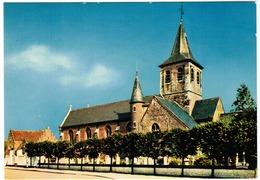 Sint Martens Latem, Sint MArtinuskerk En Gemeentehuis (pk55671) - Sint-Martens-Latem