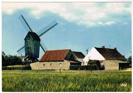 Sint Martens Latem, Molen, Moulin, Windmill (pk55672) - Sint-Martens-Latem