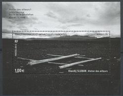 TAAF 2013 - N° F684 - Atelier Des Ailleurs - Klavdij Sluban - Neuf -** - Neufs