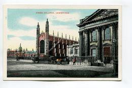 Kings College Cambridge - Cambridge