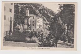 ARTA (UD), Albergo Alla Posta  - F.p. - Anni  '1930 - Udine