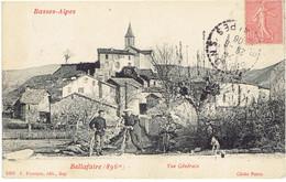 04  BELLAFAIRE  Vue Générale - Autres Communes