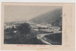 PIANO D'ARTA (UD)  - F.p. - Fine '1800 - Udine