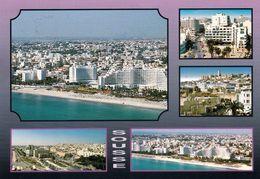 1 AK Tunesien * Ansichten Der Stadt Sousse - Mehrbildkarte * - Tunisie