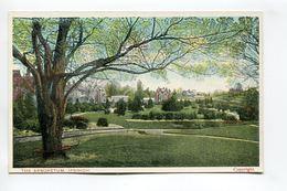 Arboretum Ipswich - England