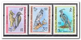 Afghanistan 1965, Postfris MNH, Birds - Afghanistan