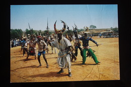 TOGO-POKTI-DANCE GUERRIERE En PAYS MOBA(DAPAONG) - Togo