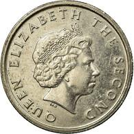 Monnaie, Etats Des Caraibes Orientales, Elizabeth II, 10 Cents, 2007, British - East Caribbean States