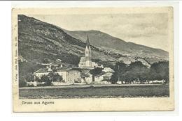 AK Agums - Um 1905 - Non Classés