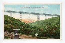 Valley Bridge Saltburn By The Sea - England