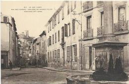 83.  LE LUC. RUE DES CARMES - Le Luc