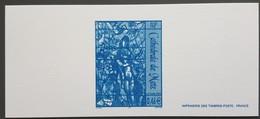 GRAVURE - YT N°3498 - Cathédrale De Metz - 2002 - Postdokumente