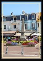 14  COURSEULLES  Sur  MER  ... Monument Aux Morts - Courseulles-sur-Mer