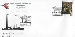 PORTUGAL - Postmark - Petroleum Refinery At Sines - Usines & Industries