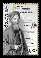 Slovenia 2019 Mih. 1350 First Explorer Of The White Nile Basin Ignatius Knoblecher MNH ** - Slovénie