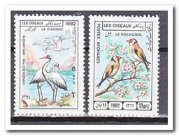 Afghanistan 1982, Postfris MNH, Birds - Afghanistan