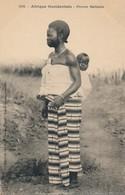 I95 - Afrique Occidentale - Jeune Femme Malinkée - Afrique