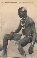 I95 - Afrique Occidentale - Type De Diola - Parure De Fête - Afrique