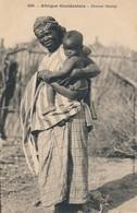 I95 - Afrique Occidentale - Femme Ouolof - Afrique