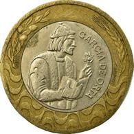 Monnaie, Portugal, 200 Escudos, 1999, TB+, Bi-Metallic, KM:655 - Portugal