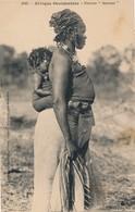 I95 - Afrique Occidentale - Femme Saussa - Afrique
