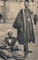 I95 - Afrique Occidentale - Chef Oualof Et Son Griot - Afrique