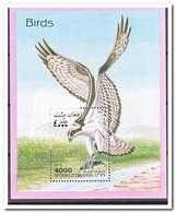 Afghanistan 1998, Postfris MNH, Birds - Afghanistan