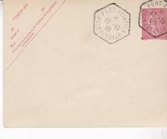 ENTIER POSTAL SEMEUSE / Cachets De PORT-AVIATION 1909 - Seine-et-Oise - Marcophilie (Lettres)