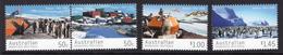 2004 - AUSTRALIAN ANTARTIC TERRITORY -  Yi.  157/160 - NH - (REG2875.. 28) - Territorio Antartico Australiano (AAT)