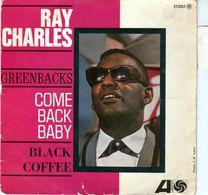 Ray Charles - Come Back Baby - Atlantic 212051 - 1962 - - Soul - R&B