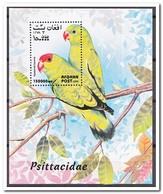 Afghanistan 1999, Postfris MNH, Birds - Afghanistan