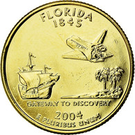 Monnaie, États-Unis, Quarter, 2004, U.S. Mint, Philadelphie, SPL, Copper-Nickel - Émissions Fédérales