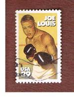 STATI UNITI (U.S.A.) - SG 2837  - 1993   JOE LOUIS, BOXER   - USED - Verenigde Staten