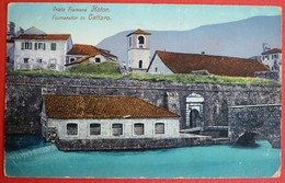 MONTENEGRO - CRNA GORA , CATTARO , VRATA FIUMERA KOTOR - Montenegro