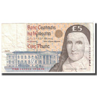 Billet, Ireland - Republic, 5 Pounds, 1998, 1998-08-19, KM:75b, TB - Irlande