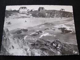 Ancienne Carte Postale Cpsm Le Pouldu Plage Du Kérou Cim - Le Pouldu