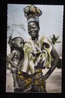 AFRIQUE EN COULEURS - French West Africa / Mother And Child - Ethnic  Costume - Non Classés